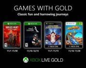 Nieuwe Games with Gold voor november 2019
