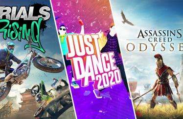 Ubisoft brengt drie games naar Google Stadia