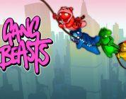 Neem zoete wraak in Gang Beasts, nu verkrijgbaar voor PlayStation 4 en Xbox One