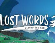Lost Words: Beyond the Page nu beschikbaar op Google Stadia