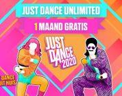Blijf thuis en blijf fit met Just Dance 2020