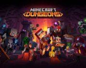Minecraft Dungeons is nu beschikbaar