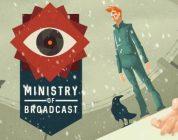 Launch trailer voor Ministry of Broadcast, nu beschikbaar op Nintendo Switch en PC