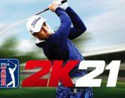 Bekijk de eerste PGA TOUR 2K21 gameplay in 4K vanaf de TPC Scottsdale-baan