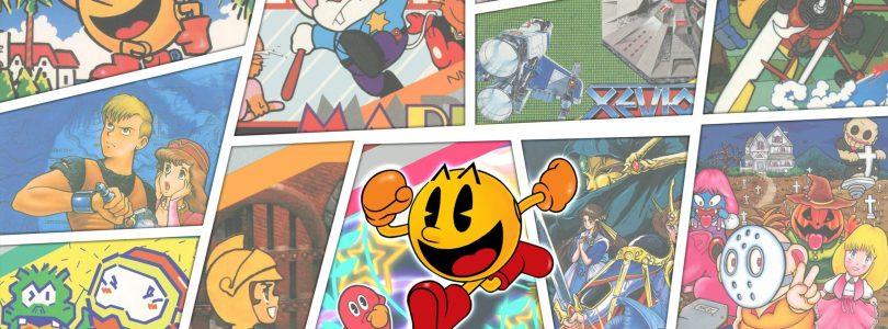Namco Museum Archive Volume 1 & 2