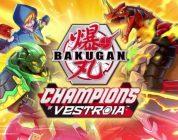 Warner Bros. Games, Spin Master en WayForward vieren de release van Bakugan: Champions of Vestroia