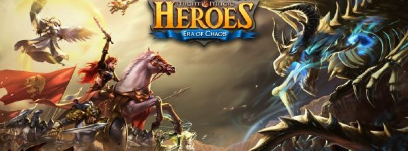 Vecht voor eer en glorie in Might & Magic Era of Chaos