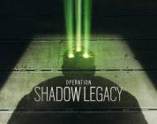 Rainbow Six Siege onthult Operation Shadow Legacy