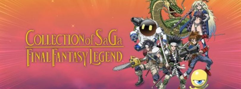Officiële Trailer 'Collection of Saga Final Fantasy Legend' debuteert tijdens TGS 2020