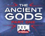 Nieuwe trailer en releasedatum onthuld tijdens Gamescom Opening Night Live voor DOOM Eternal: The Ancient Gods, Part One