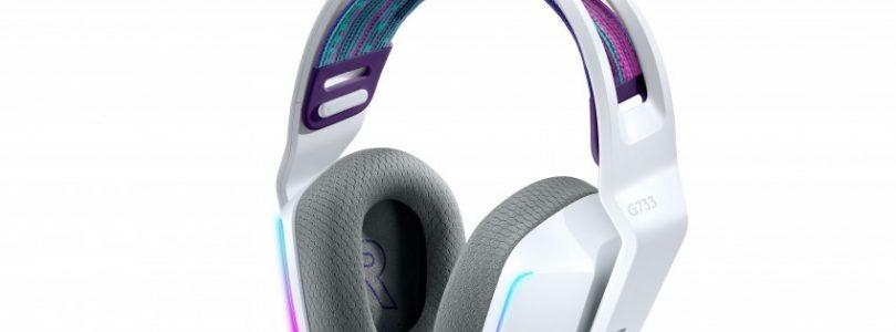 Logitech G onthult nieuwe collectie game-uitrusting met levendige kleuren