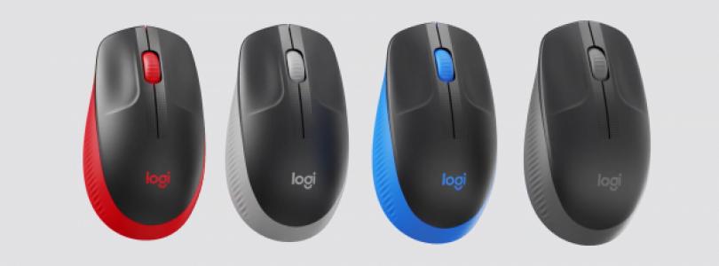 Nieuwe budget vriendelijke draadloze muis aangekondigd van Logitech