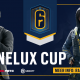 Rainbow Six Benelux Cup start 26 oktober