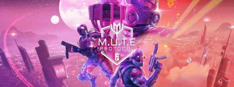 Tijdelijk event M.U.T.E. Protocol start vandaag in Rainbow Six Siege