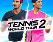 Tennis World Tour 2 is nu verkrijgbaar voor de Nintendo Switch