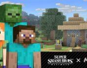 Steve en Alex van Minecraft komen naar Super Smash Bros. Ultimate
