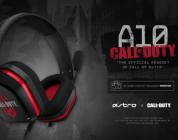 ASTRO Gaming introduceert de COD: Black Ops Cold War A10 headset