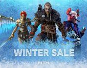 Ubisoft Store pakt uit met feestelijke kortingen in de Winter Sale