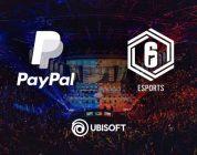 Ubisoft en PayPal verlengen hun samenwerking binnen diverse Rainbow Six esports-competities