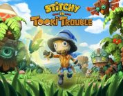 Nintendo Switch titel: Stitchy in Tooki Trouble!