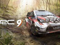 WRC 9 FIA World Rally Championship (Switch)