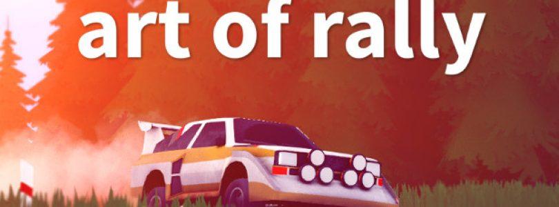Art of Rally komt deze zomer naar Nintendo Switch