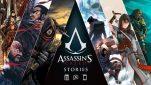 Ontdek nieuwe verhalen uit het Assassin's Creed-universum