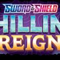 Nieuwe Pokémon Trading Card Game-uitbreidingSword & Shield: Chilling Reign