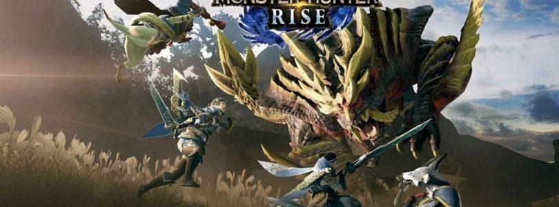 Monster Hunter Rise: Sunbreak uitbreiding komt naar nintendo switch en pc in zomer 2022