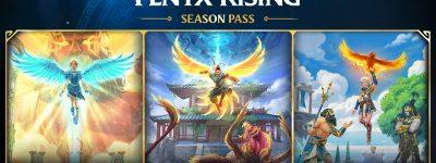 Immortals Fenyx Rising: Season Pass overzicht