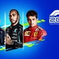 Max Verstappen op de wereldwijde cover van de officiële game F1 2021