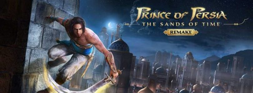 Prince of Persia: The Sands of Time Remake zal voor april 2022 verschijnen