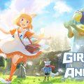 Backlog: Giraffe And Annika