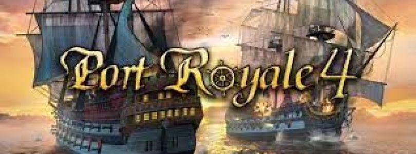 Port Royale 4 nu uit op PlayStation 5 en Xbox Series X|S