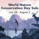 Steam Sale voor World Nature Conservation Day biedt flinke kortingen op 50+ titels