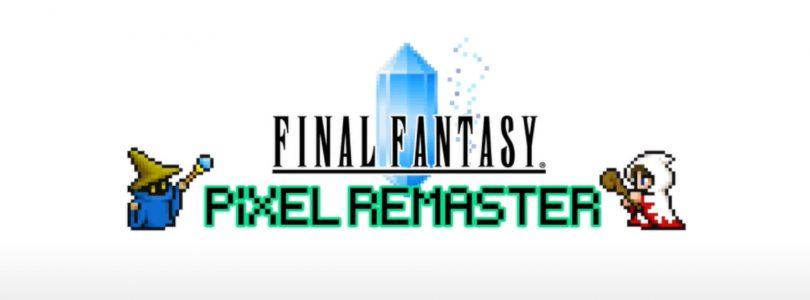 Final Fantasy Pixel Remasters (I, II, III)