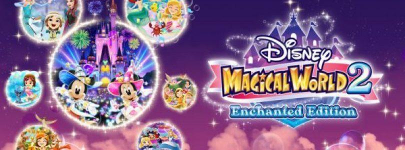Disney Magical World 2: Enchanted Edition komt dit najaar op Nintendo Switch