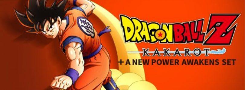 Dragon Ball Z: Kakarot + A New Power Awakens Set is nu verkrijgbaar