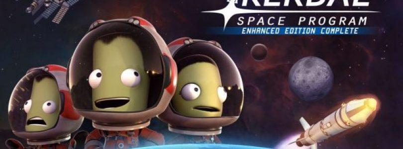 Kerbal Space Program: Enhanced Edition komt vandaag uit op PlayStation 5 en Xbox Series X|S