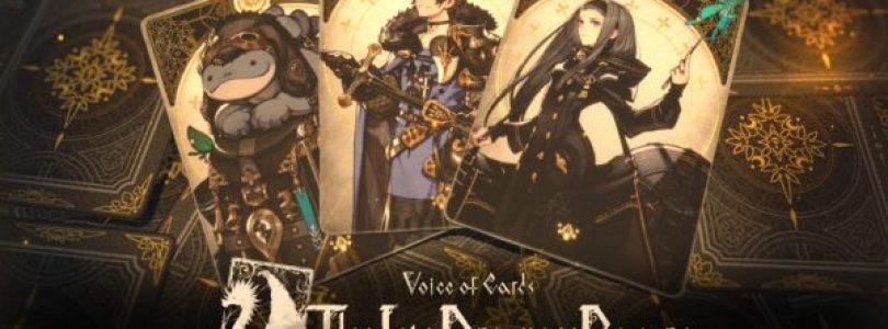 Voice of Cards: The Isle Dragon Roars, de nieuwe op kaarten gebaseerde RPG van Square Enix, lanceert op 28 oktober